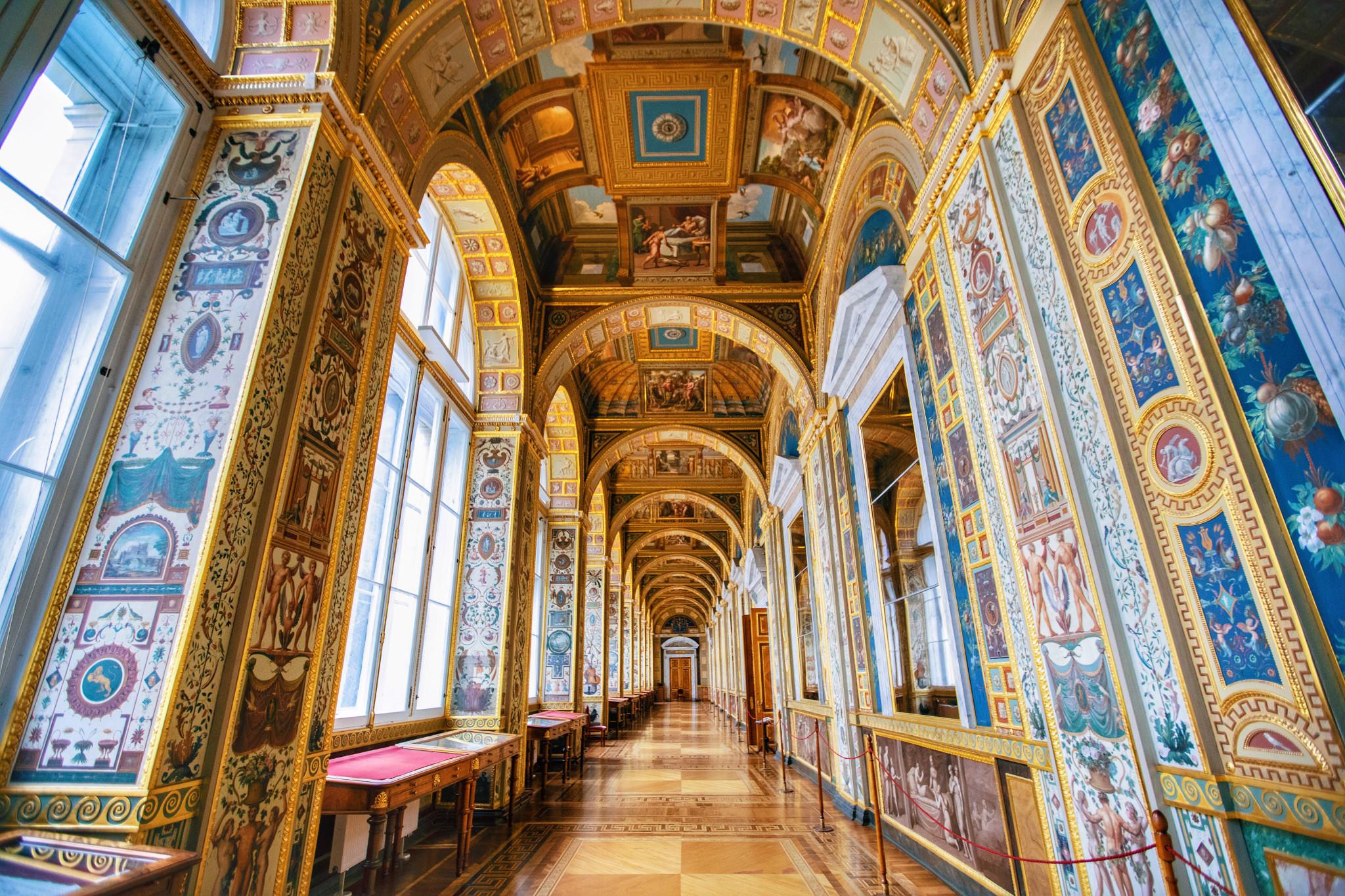 Azamara cruises, museum tours in St Petersburg