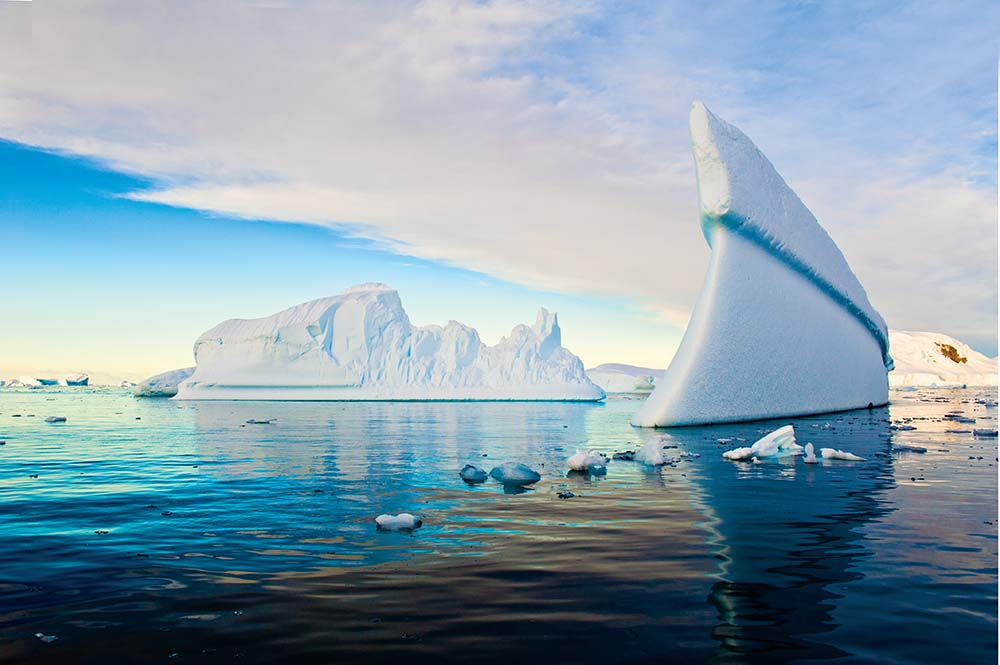 Antarctica travel with Lindblad Expeditions.