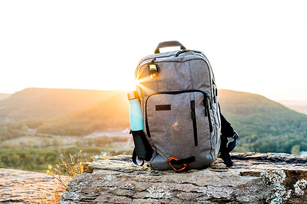 Discover the joys of travel with backpacking.