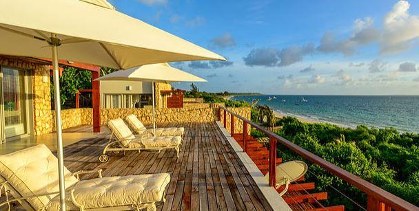 Bahia Mar Vilankulos beach resort in Vilankulos, Mozambique