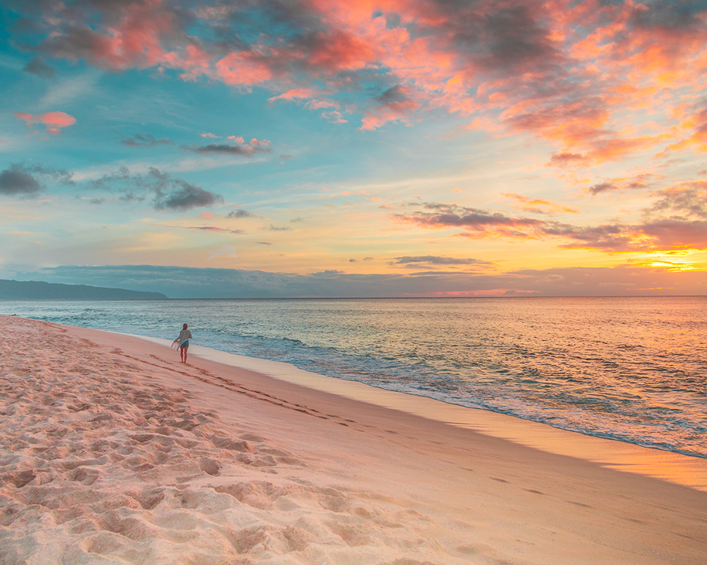 Hawaii Islands, Safe to travel to from Canada