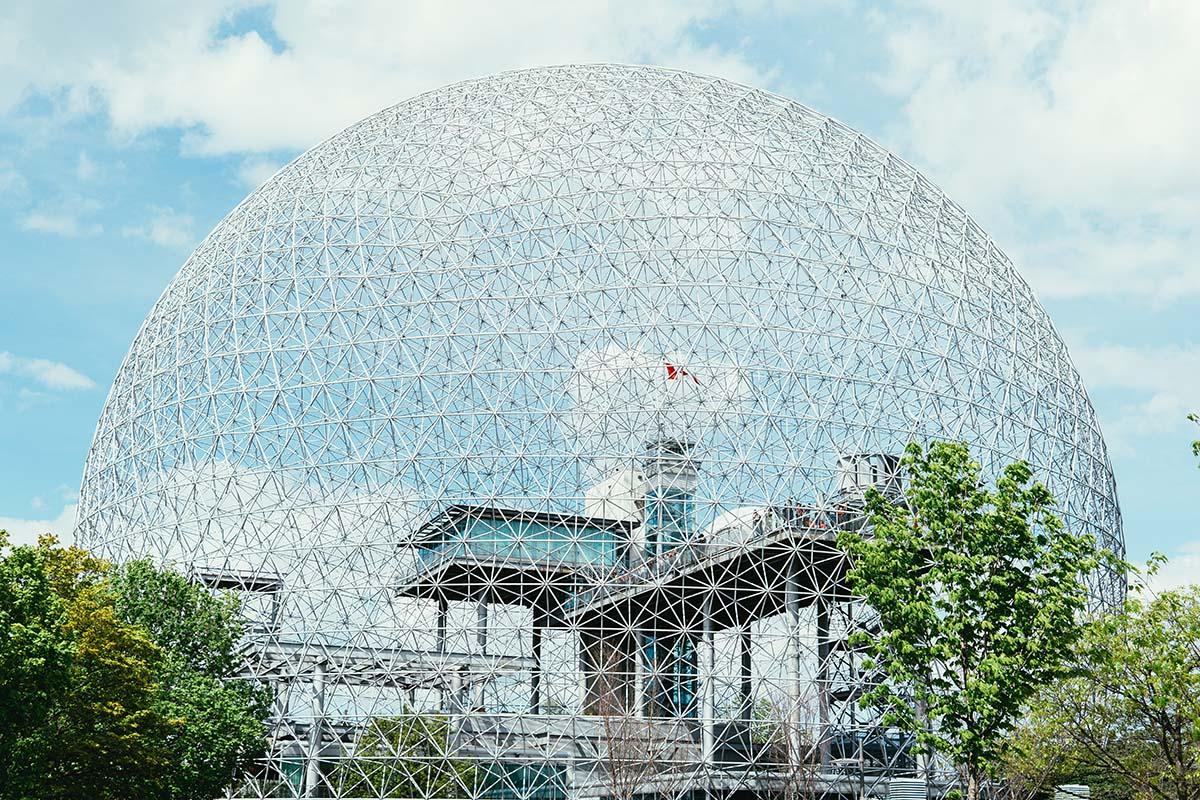 Montreal Biosphere.