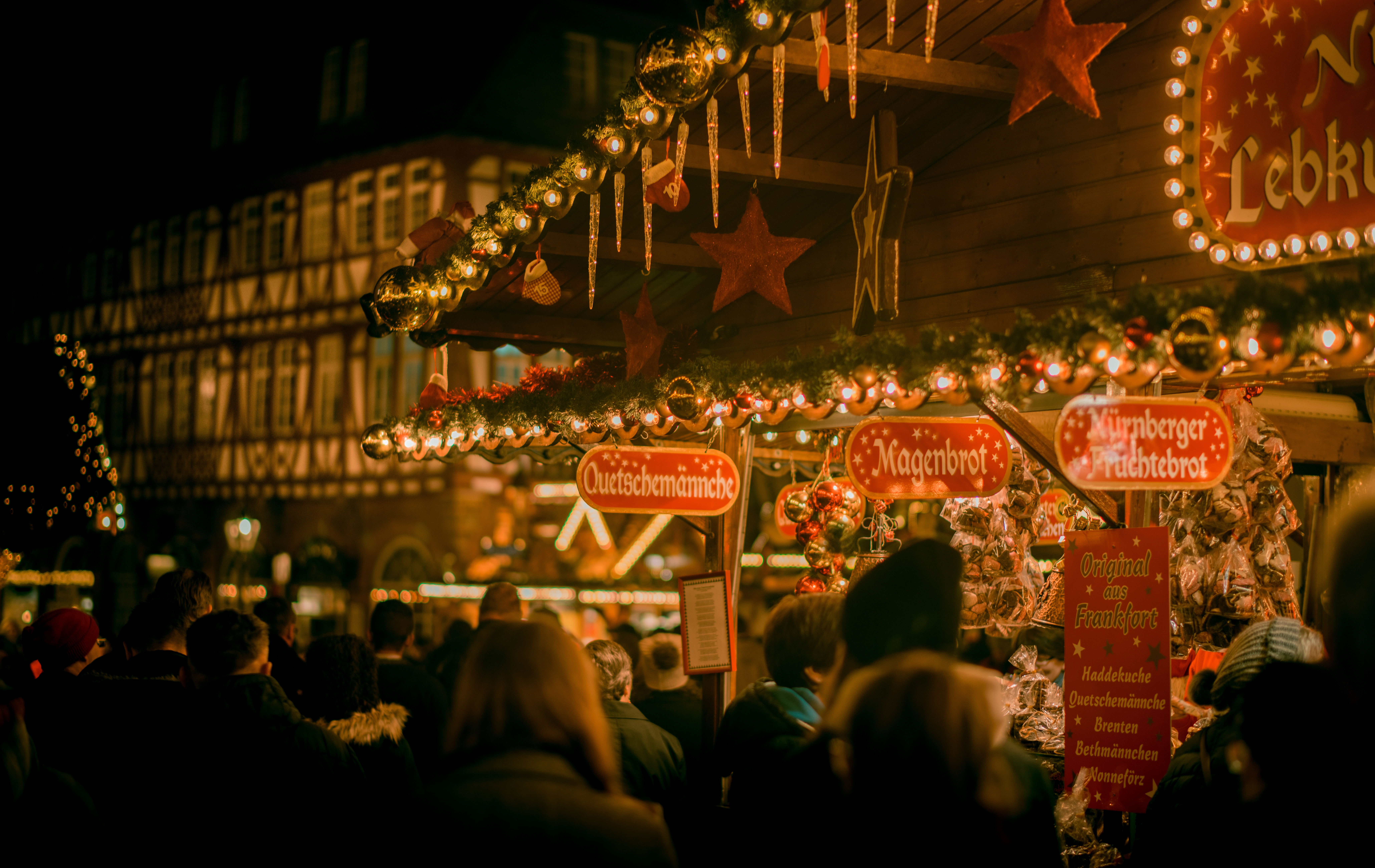 River Cruises are great for Christmas markets.