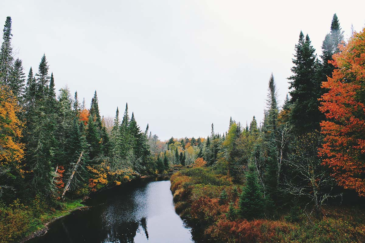 Fall is a great time to explore Ontario.