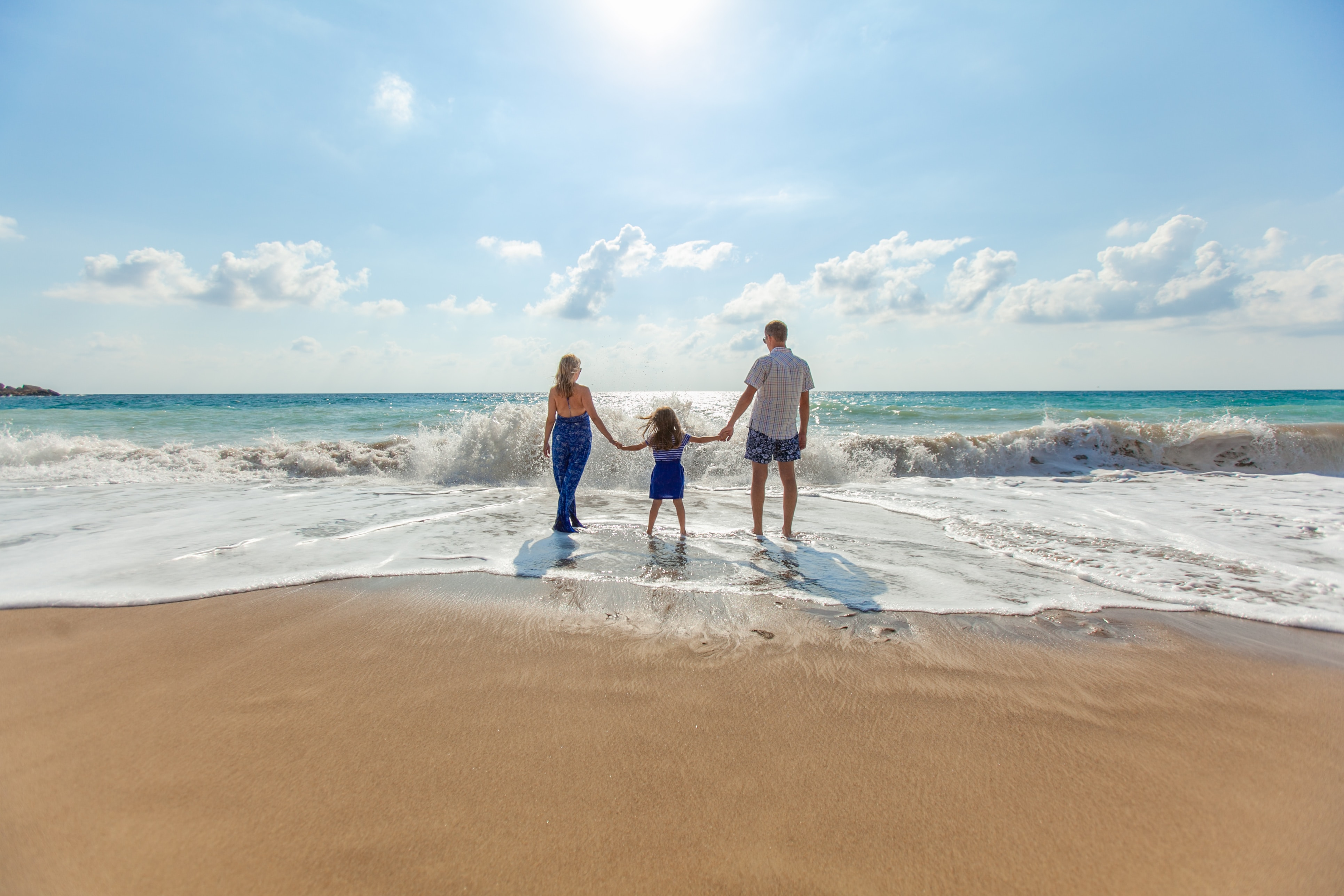 Protect your family while on vacation.