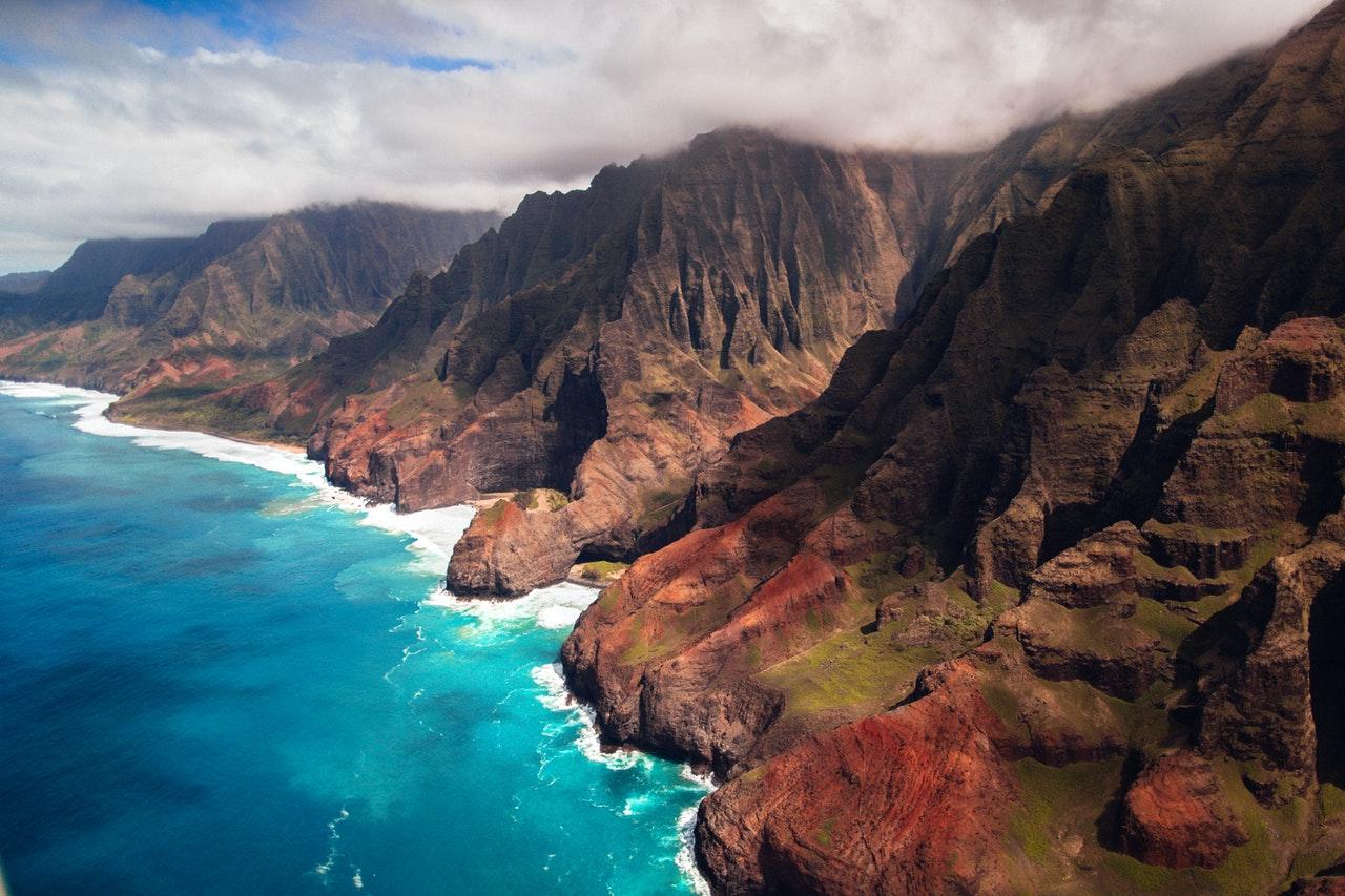 Kauai, Hawaii Islands, Safe to travel to from Canada