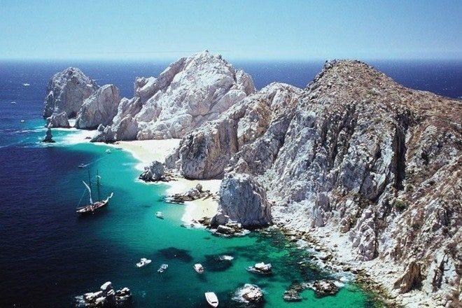 Lovers Beach, Los Cabos