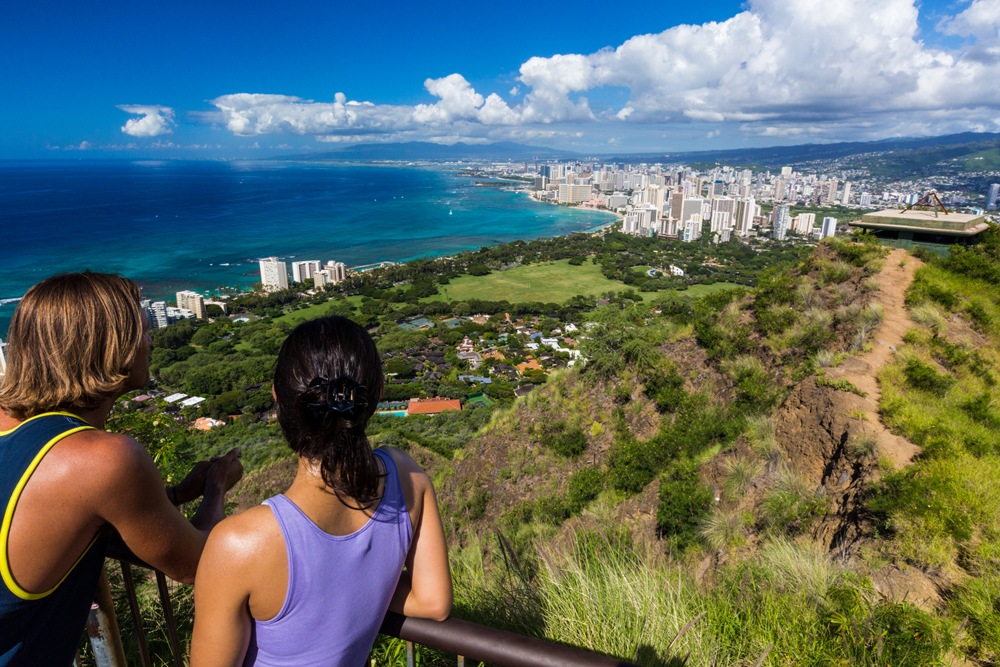 Travel to Oahu, Hawaii from CanadaPhoto credit - Hawaii Tourism Authority (HTA) - Tor Johnson
