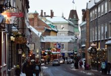 Explore Old Quebec.