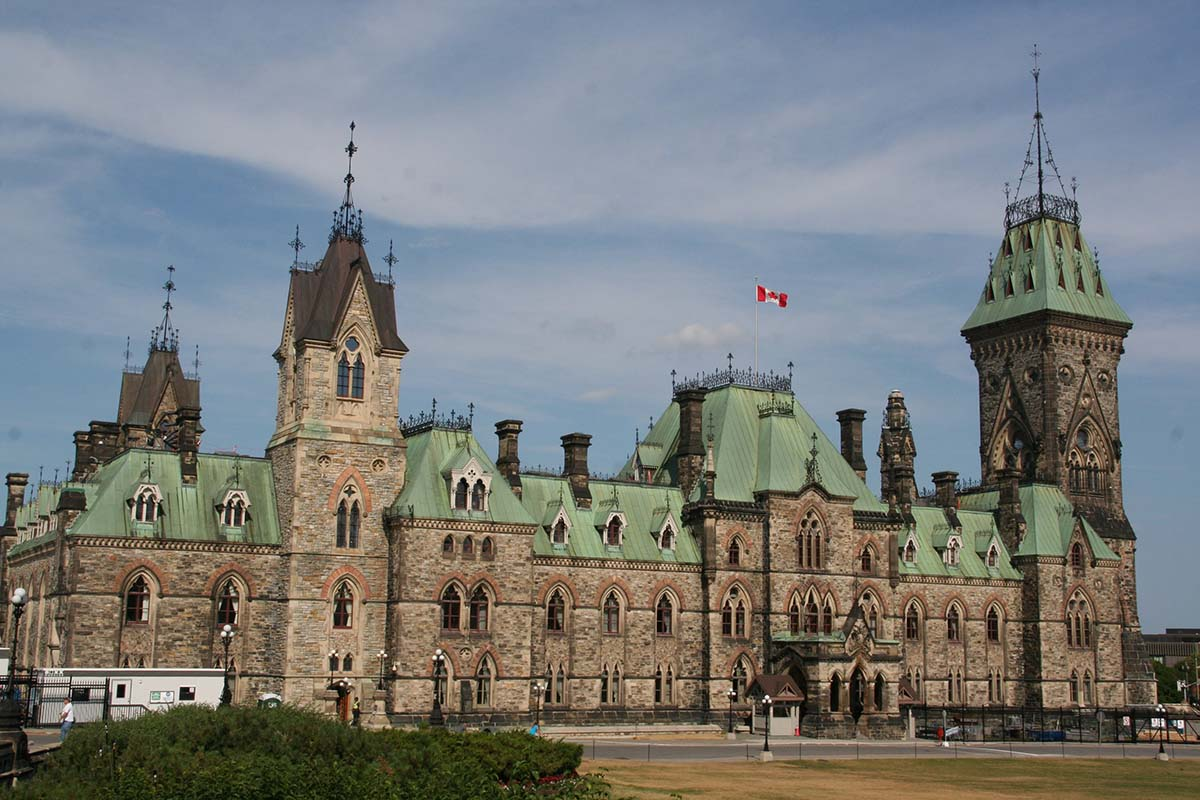 Explore Parliament Hill.