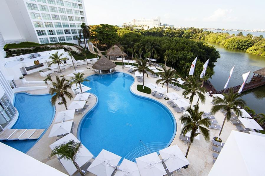 Le Blanc Spa, Mayan Riviera, a popular romantic getaway