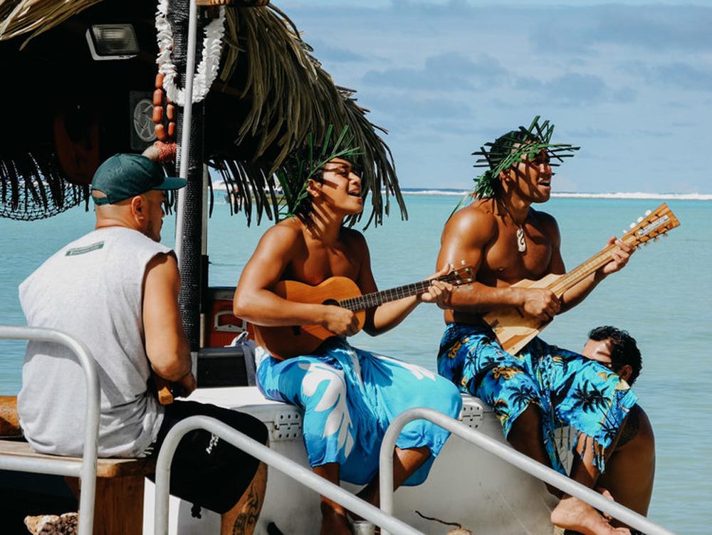 Cook Islands for a romantic getaway