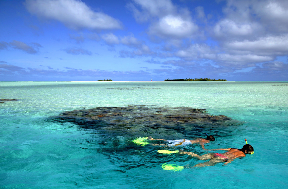 Cook Islands for a romantic getaway