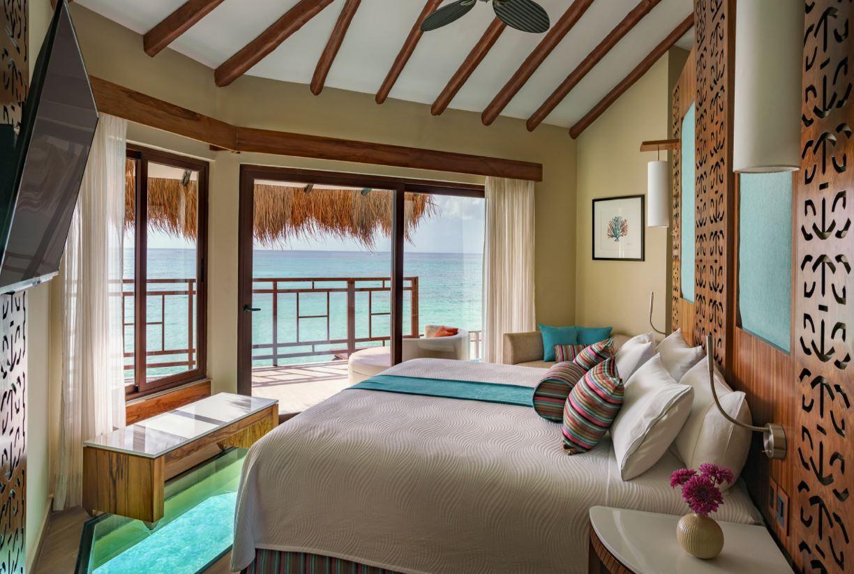 El Dorado Maroma, Mayan Riviera, a popular romantic getaway