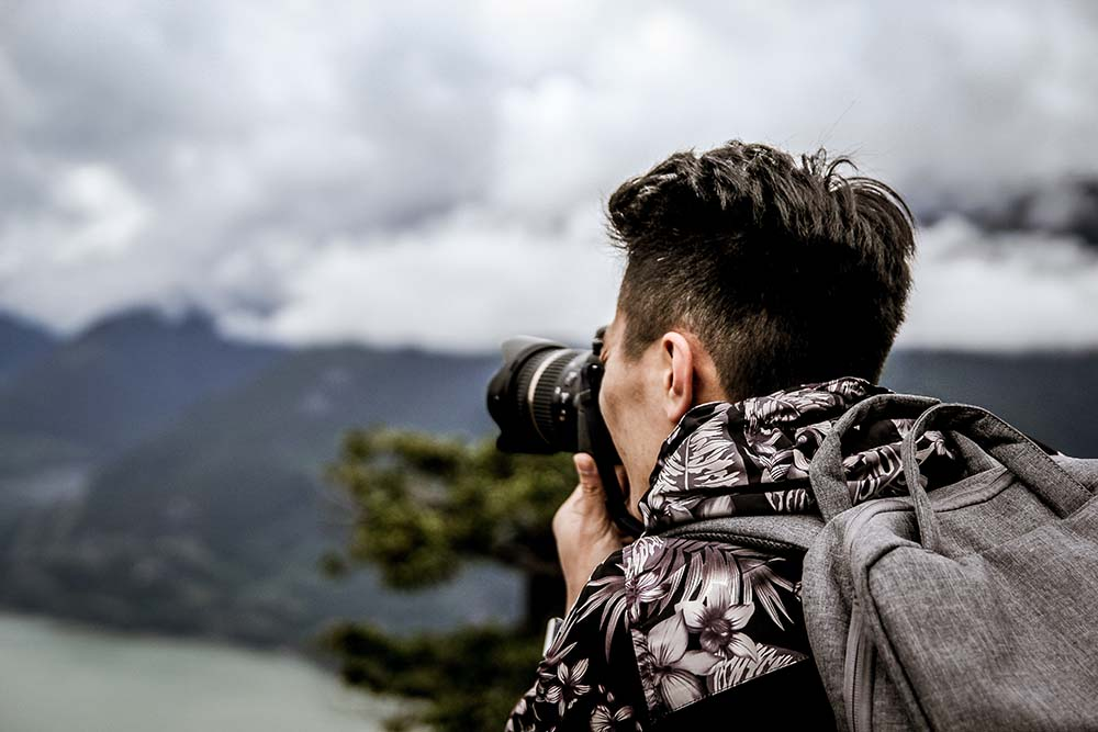 Photographer in B.C.