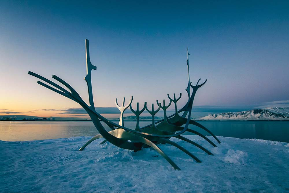 Reykjavik is one of the best places to travel.