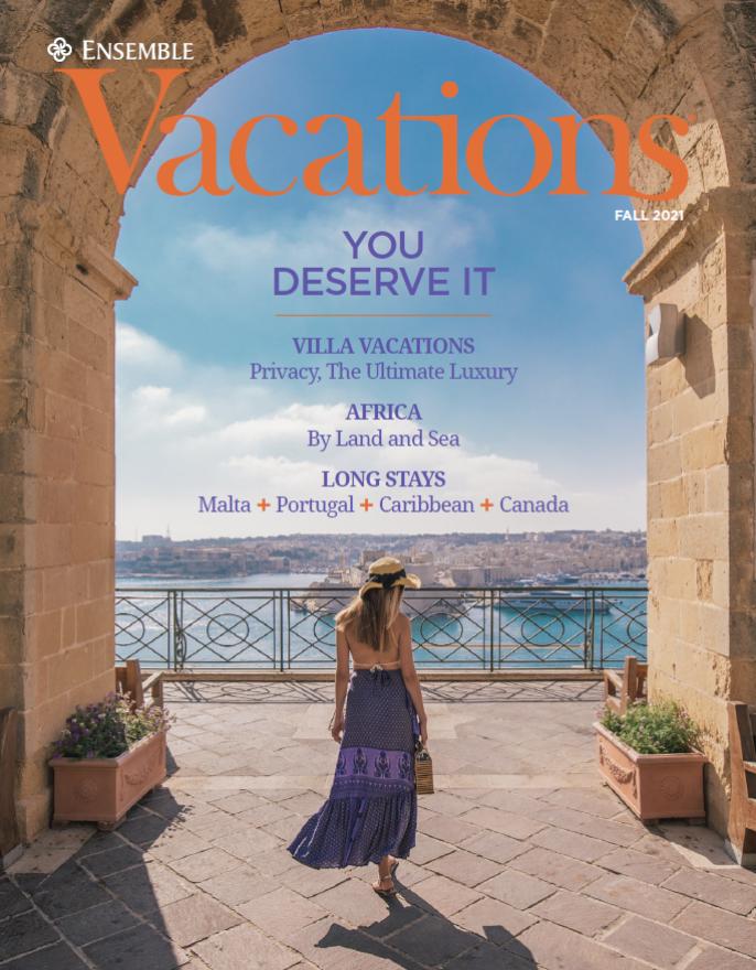 Ensemble Vacations Magazine
