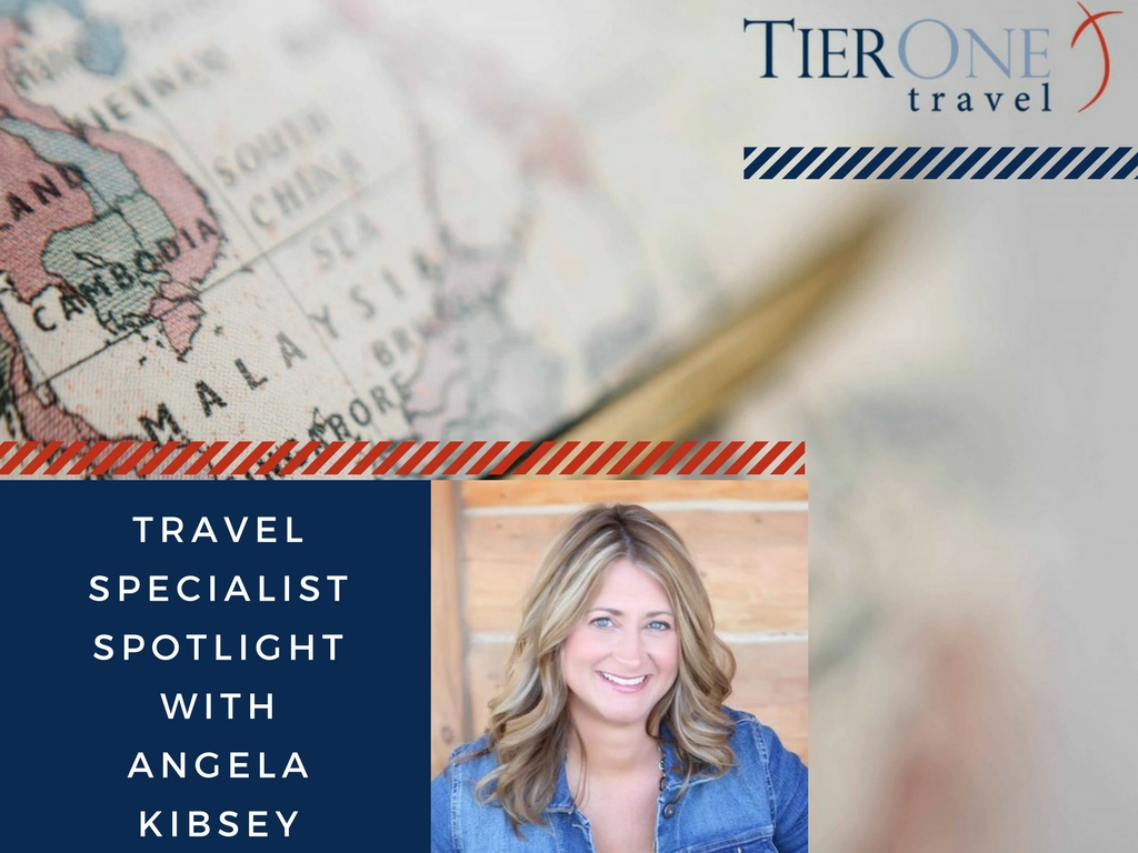 TierOne Travel Specialist Series