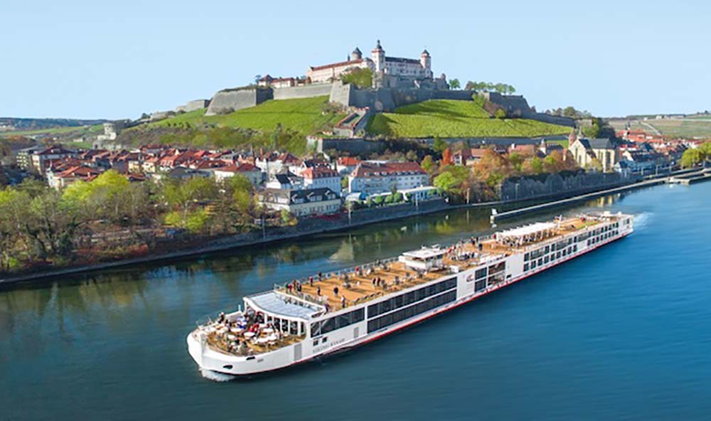 Viking River Cruises ship