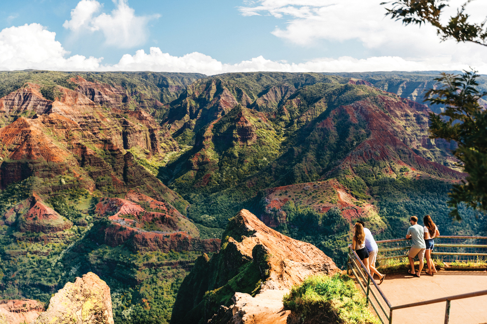 Waimea Canyon - Kauai, Hawaii Travel Guide