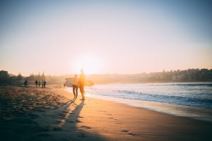 warm destinations Australia