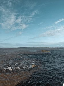 Manaus Meeting of the Waters in Brazil