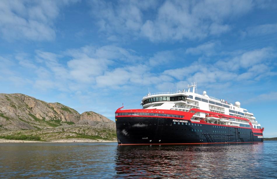 Alaska cruise ship.
