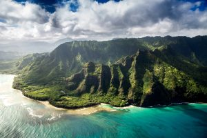 warm destinations Hawaii