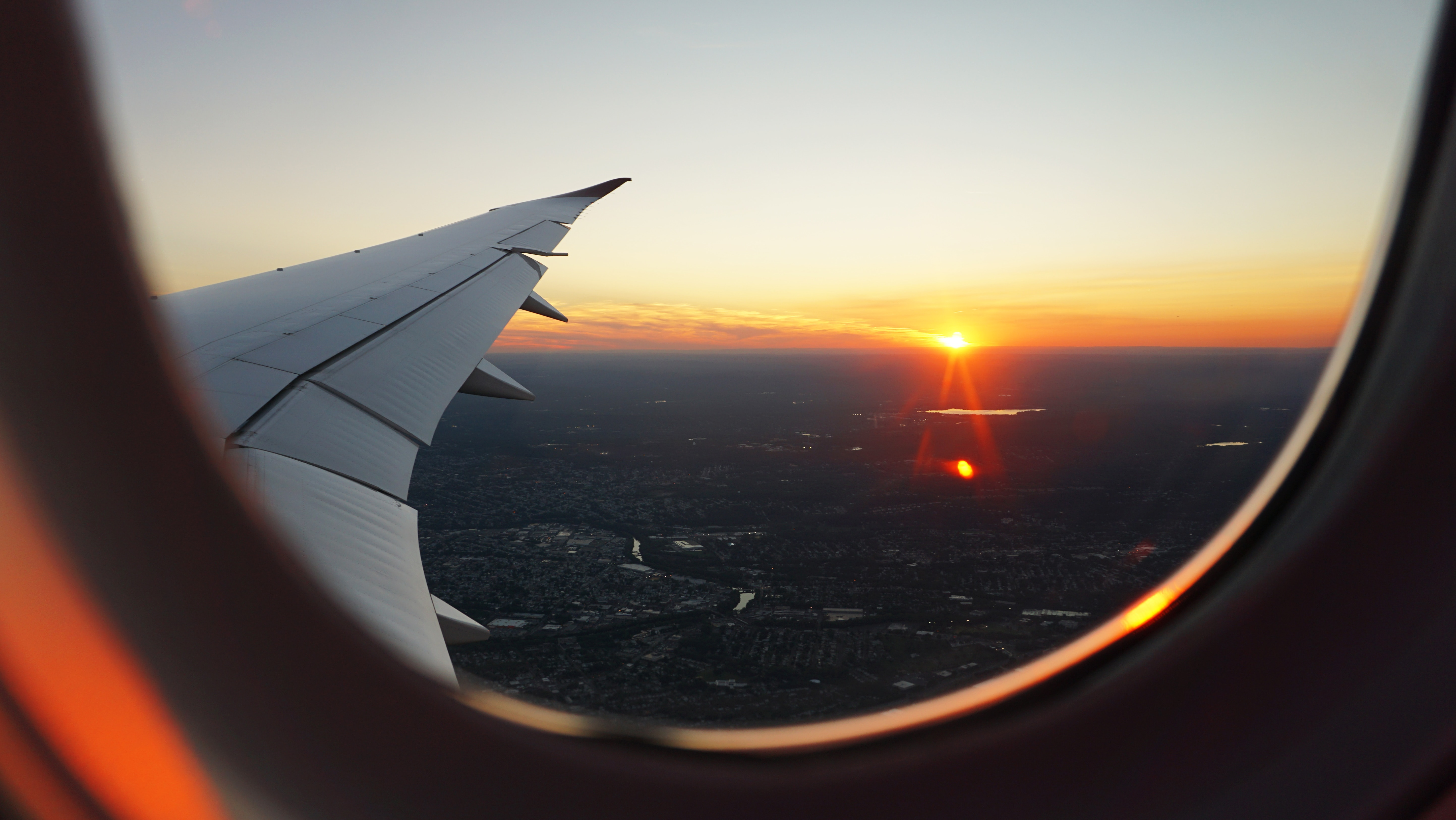 Booking through a travel agency will ensure your flights are secure.