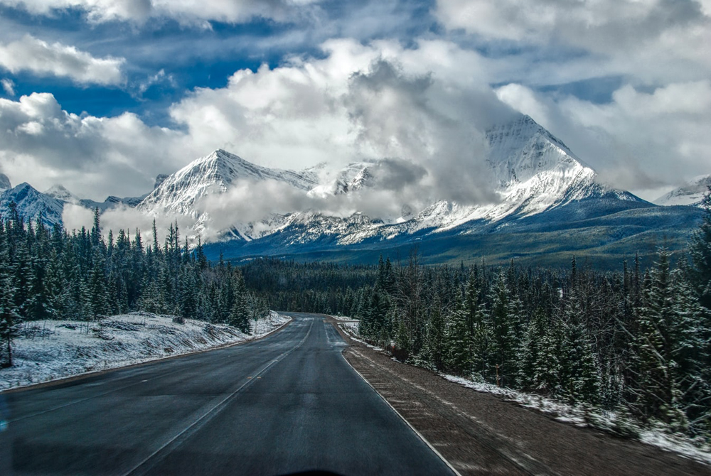 Alberta's Best Road Trip Routes - Icefields Parkway